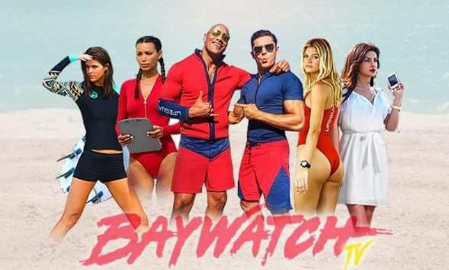 Baywatch (2017) Hollywood Full Movie Download In HD Quilaty