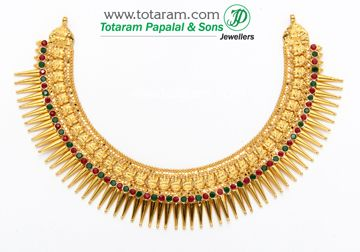 Gold Necklaces | Antique jewellery | Pinterest | Gold