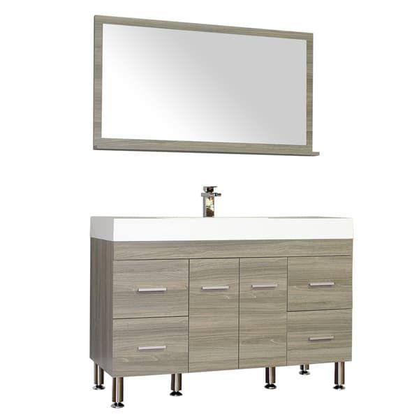 save single bathroom inch keyword modern allmodern vanity contemporary mob set