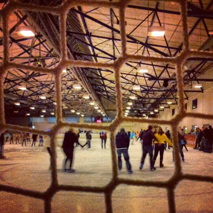 Ice skating arena in Zweibrücken