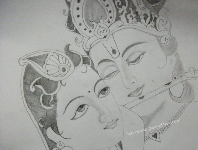 krishna sketch jpg 639a 485