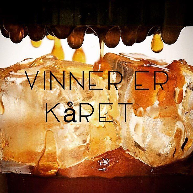 Vinner av aeropress..... @saranoelanim  G R A T U L E R E R!  Send Mail til kine@dromedar.no #vinner #kåret #kaffe #coffee #aeropress #barista #trondheim #bergen #kristiansund http://ift.tt/1Vbg53z