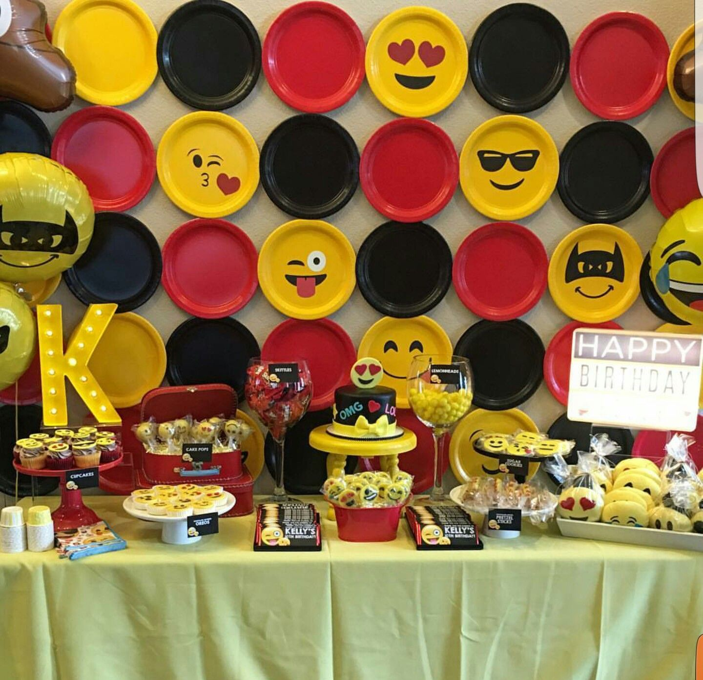 Pin By Felicia's Event Design And Planning On Emoji Theme