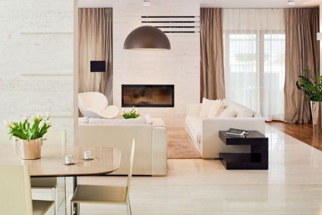 Wohnzimmer modern einrichten \u2013 52 tolle Bilder und Ideen