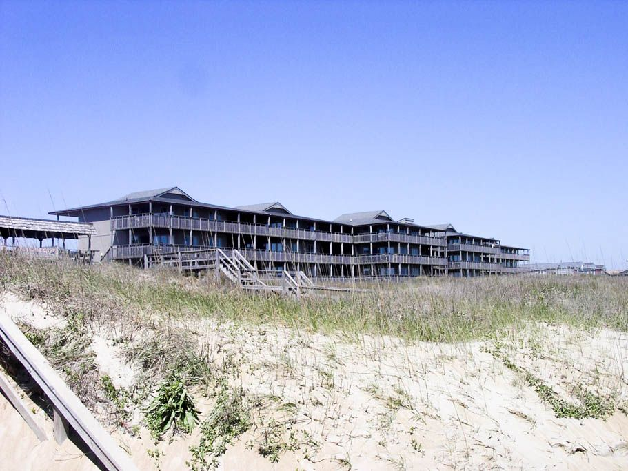 Outer Banks Beach Club II is located in Kill Devil Hills North