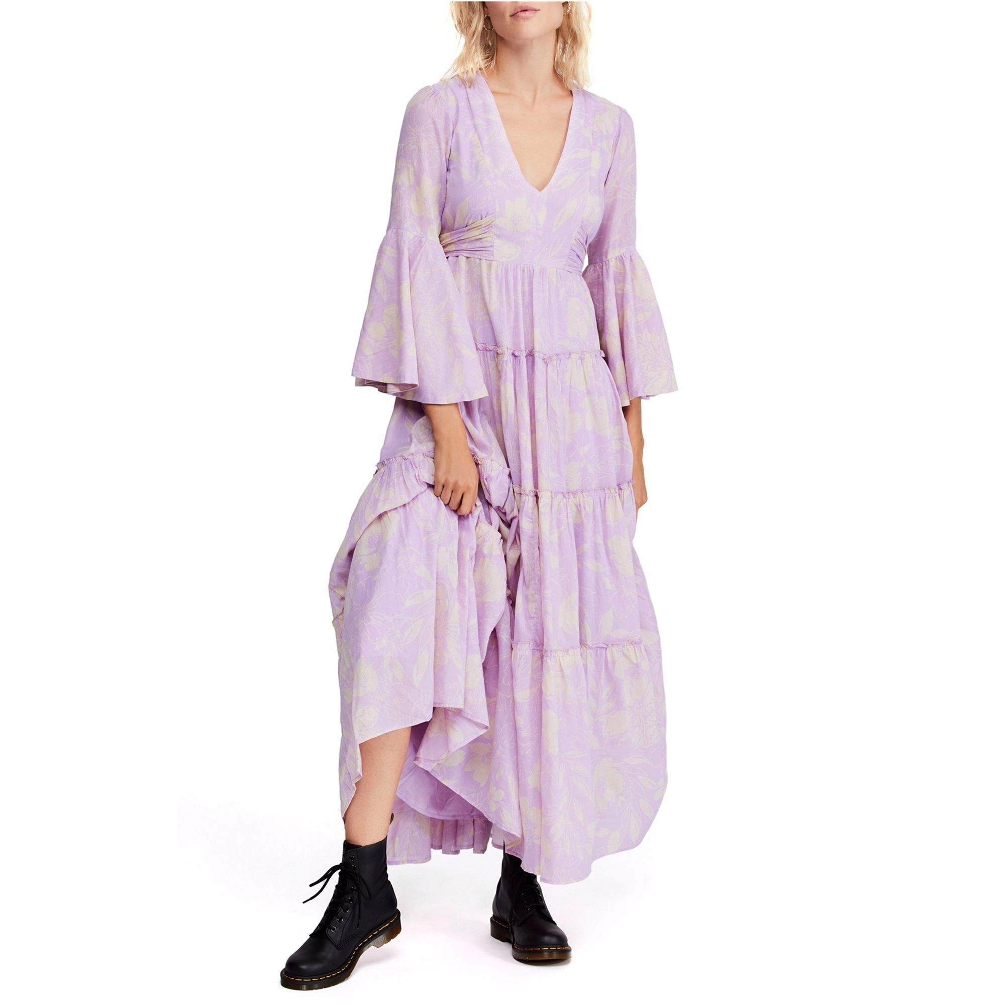 Great For Free People Womens Carmen Maxi Dress Purple X Small Fashion Women Dresses From Top Store Maxi Dress With Sleeves Maxi Dress Online Long Maxi Dress [ 2000 x 2000 Pixel ]