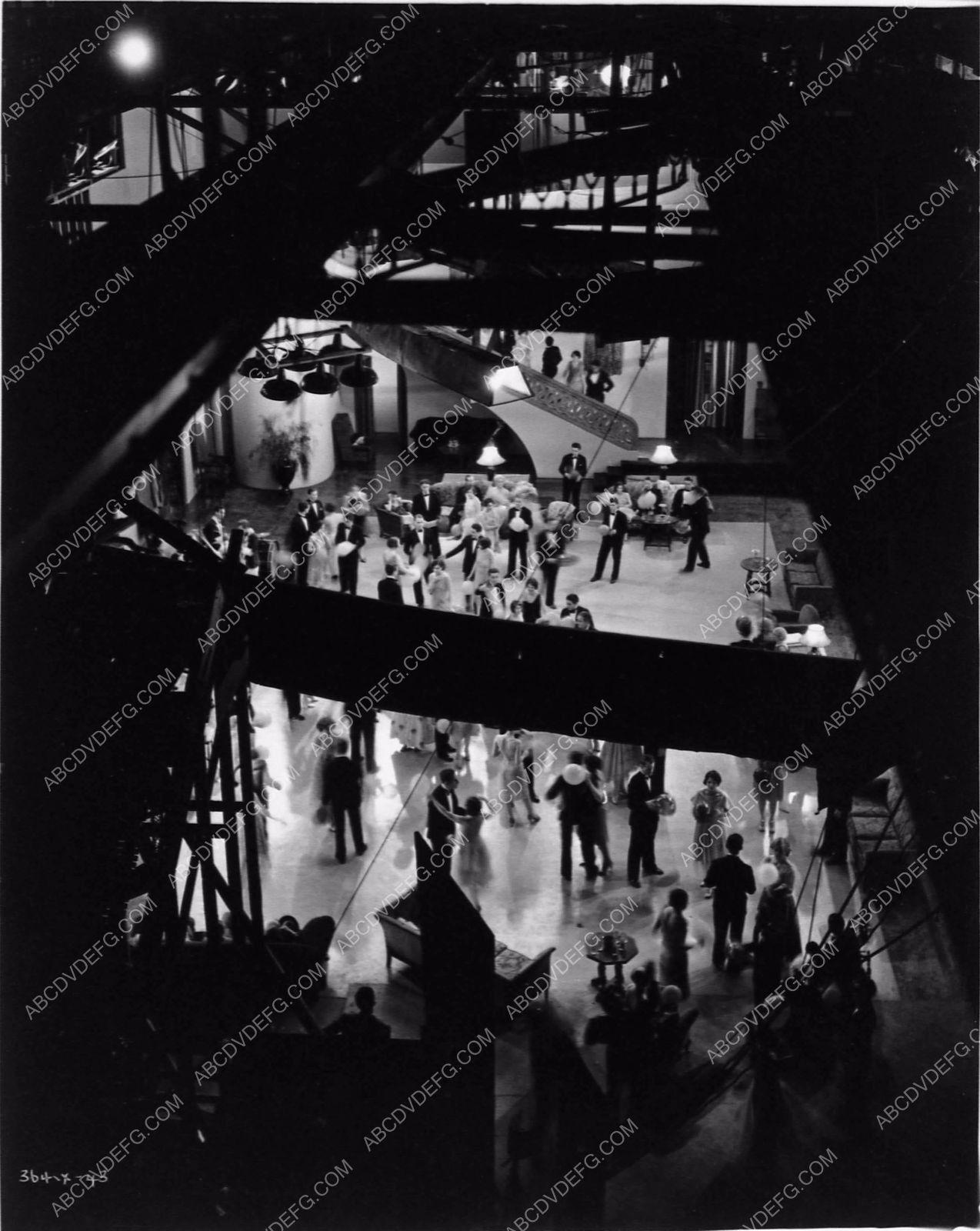 Photo silent film behind scenes joan crawford our dancing daughters