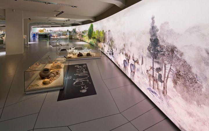 Smac Staatliches Museum Fur Archaologie Chemnitz Atelier Bruckner Museum Ausstellungsdesign Ausstellungsdesign Messeauftritt