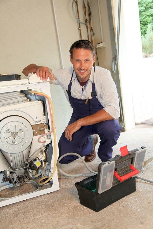 How To Keep A Washing Machine Drain Clog Free