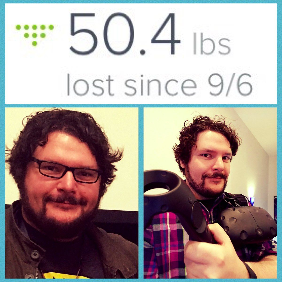 Man Loses 50 Pounds by Playing a VR Game Lose 50 pounds