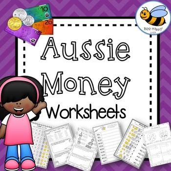 australian money worksheets year 2 3 australian money worksheets money worksheets. Black Bedroom Furniture Sets. Home Design Ideas