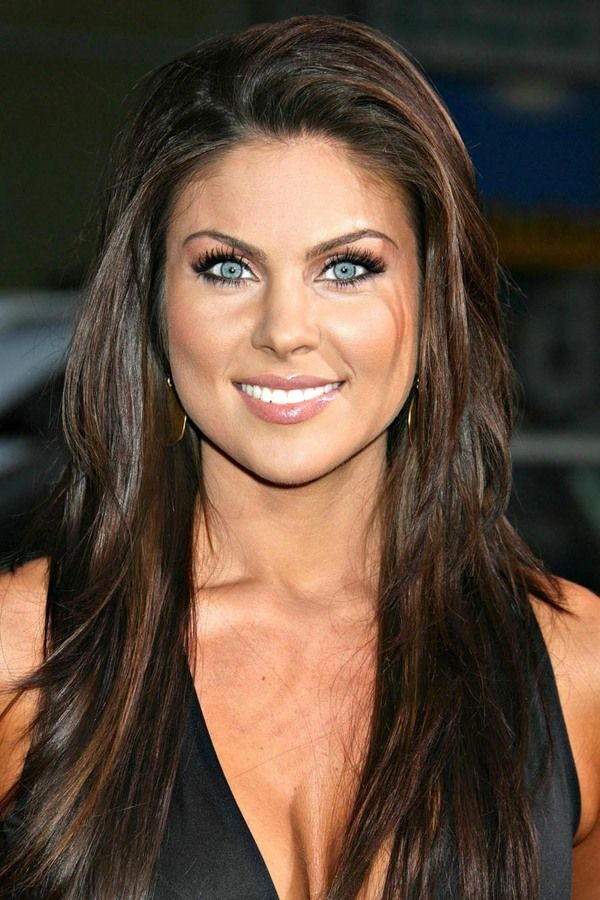 Image result for nadia bjorlin long hair