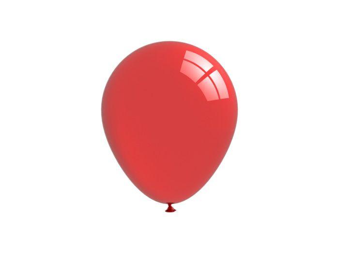 Jedes Kind bekommt einen Luftballon an ein Fußgelenk gebunden.