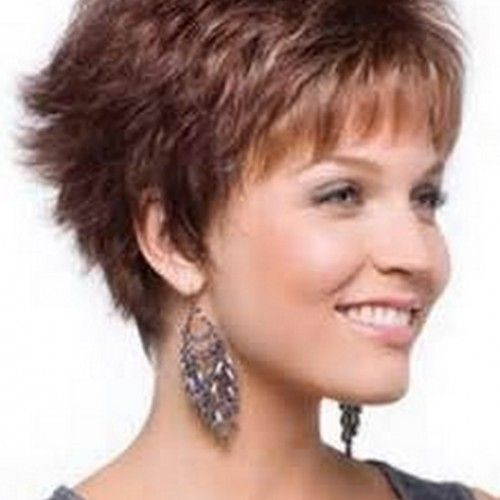 Short Hairstyles Over 50 Overweight | Hair