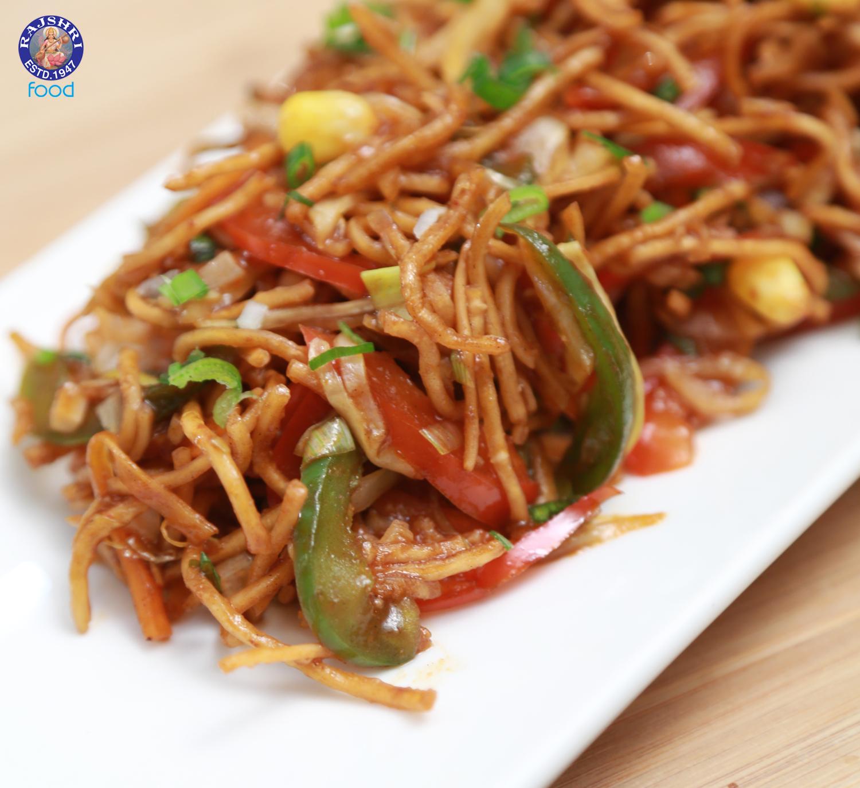 Chinese Bhel Indian Fast Food Recipe Vegetarian