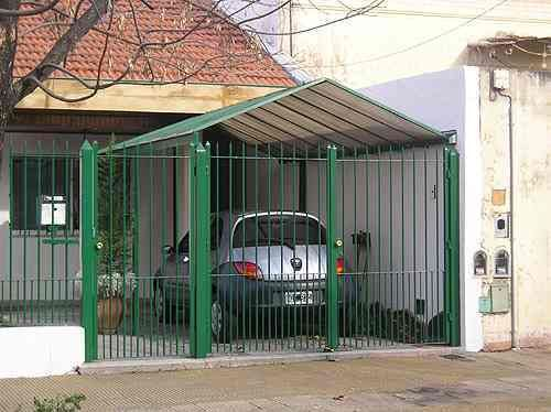 Garages buscar con google construcci n pinterest for Techos de garajes para autos