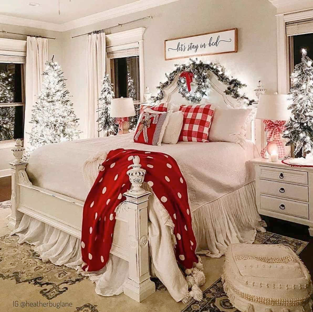 Photo of 18 Stunning Ideas For A Very Merry Rustic Farmhouse Christmas