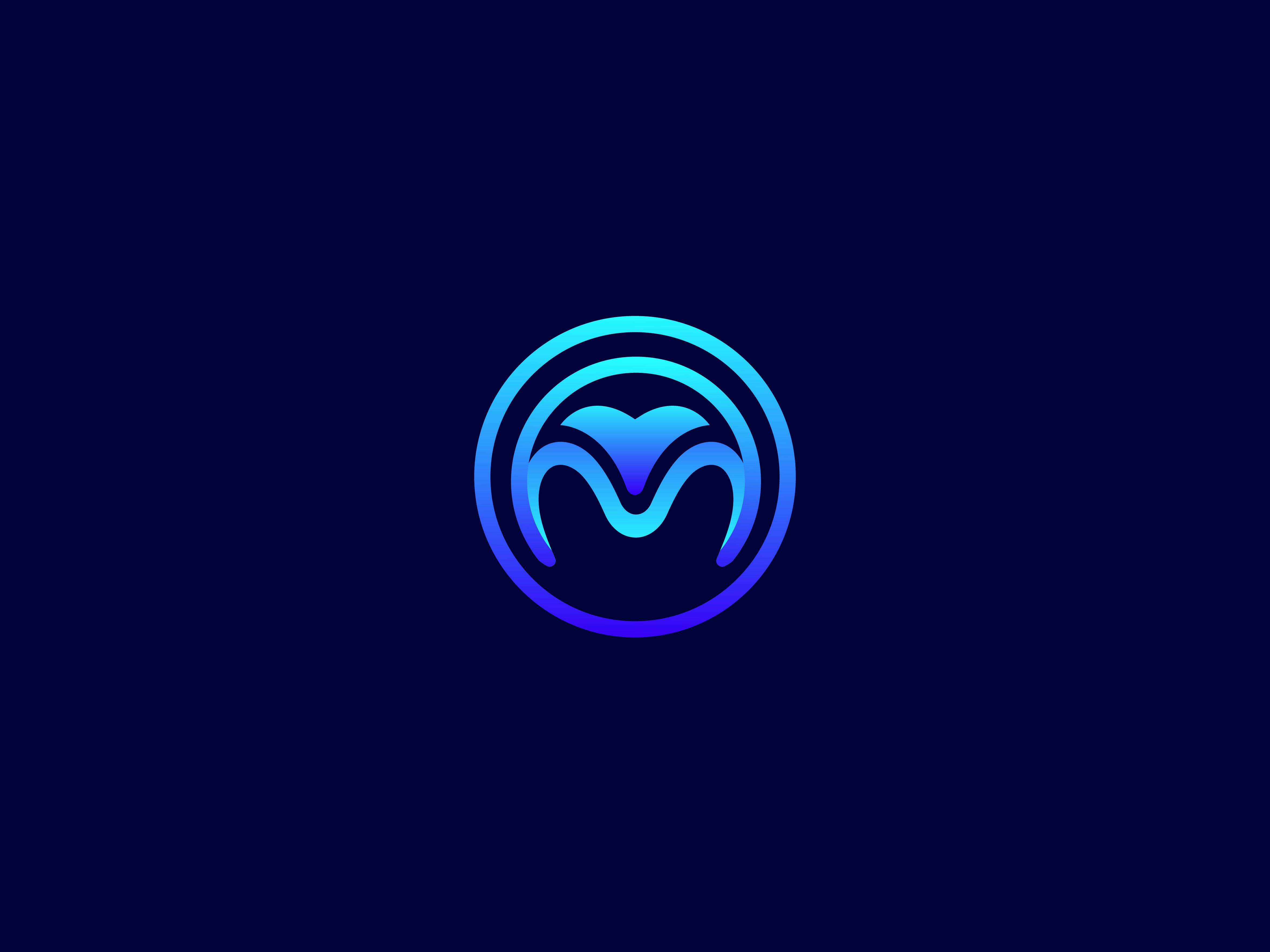 Vital Minimalist logo design, Advertising logo, Logo design