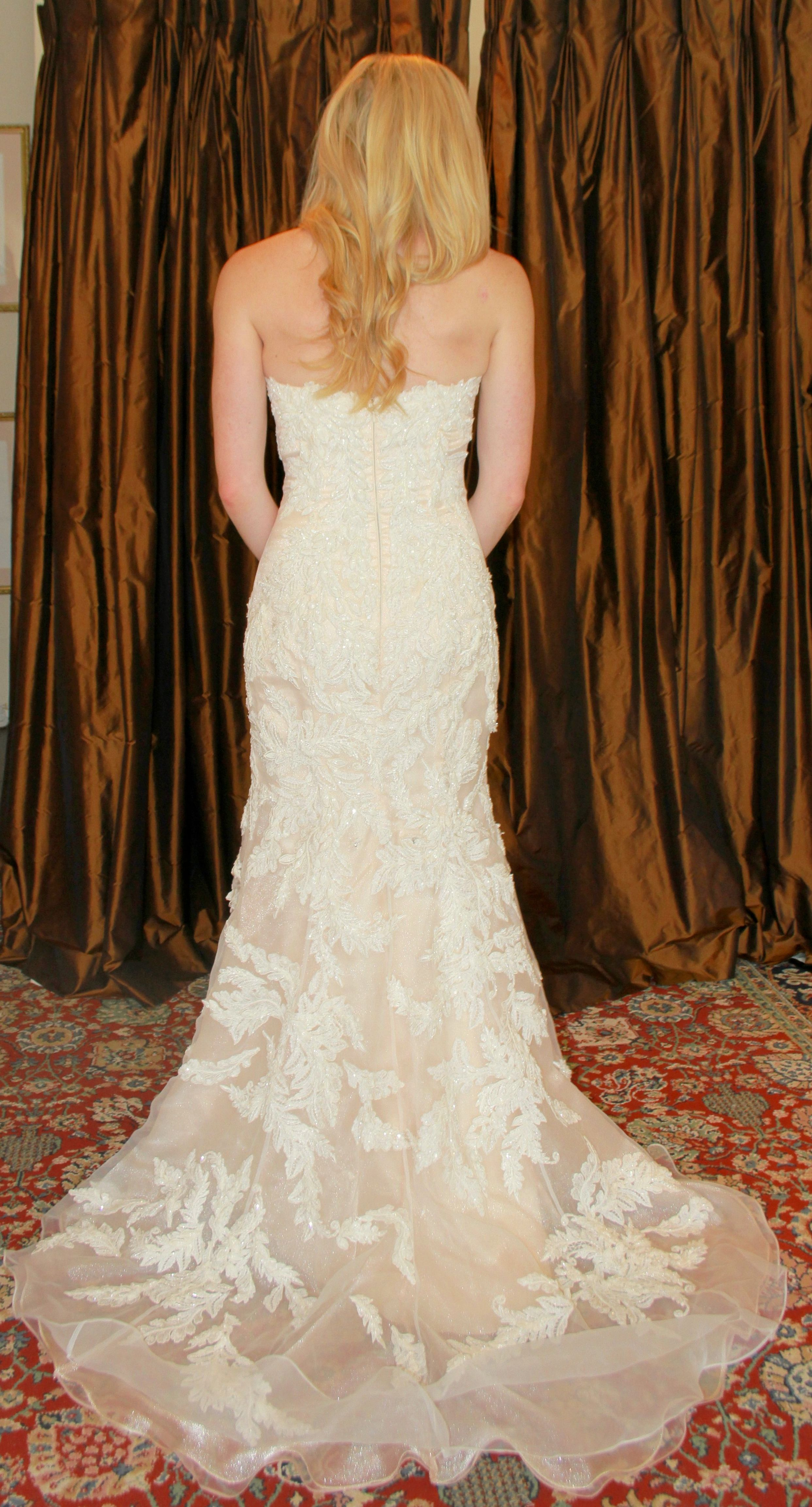 Stephen Yearick Ysa Makino 3117 Size 4 Wedding Dress   Wedding dress ...