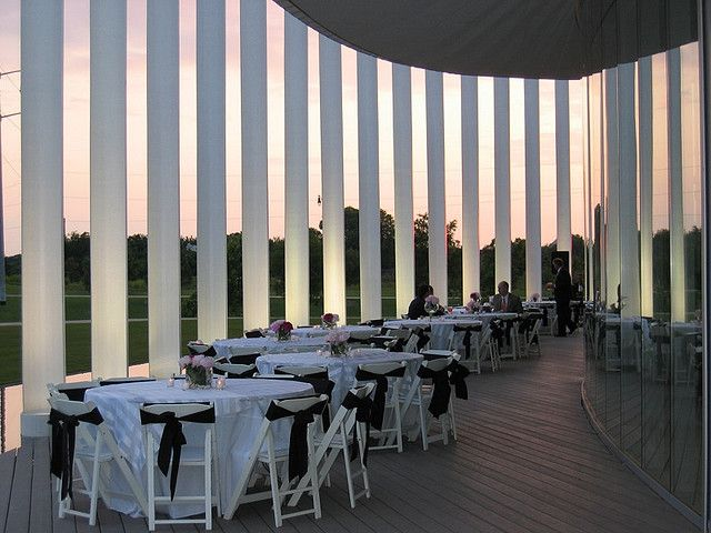 Chesapeake Event Room Outside Area A Great Place To Have An Outdoor Wedding