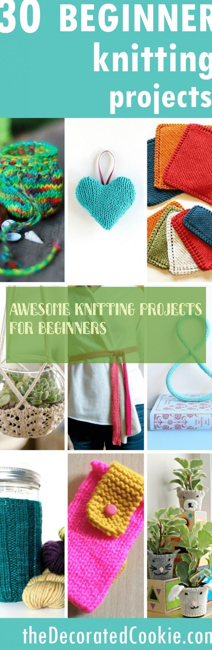 Photo of awesome knitting projects for beginners ~ #awesome #knitting #projects #beginner…