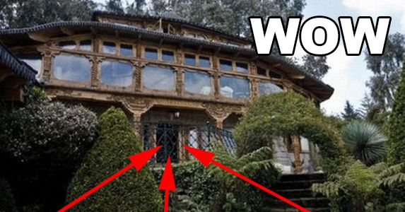 Mexican Drug Lordu0027s House Raided   What Was Inside Is SHOCKING Notorious  Sinaloa Cartel Leader,