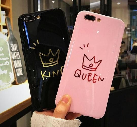 56ef3743b7 His & Hers Phone Case in 2019 | Must-have Phone Cases | Phone cases ...