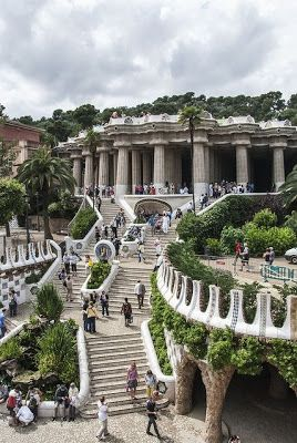 See the picz: Park Güell  |see more