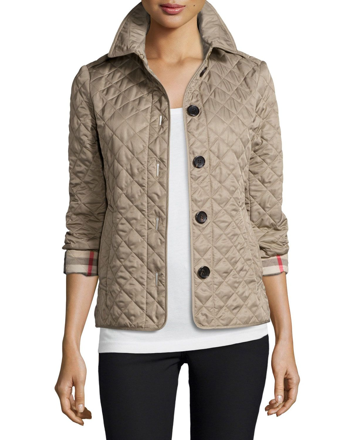 1f203b8e5 Ashurst Classic Modern Quilted Jacket   *Outerwear > Coats & Jackets ...