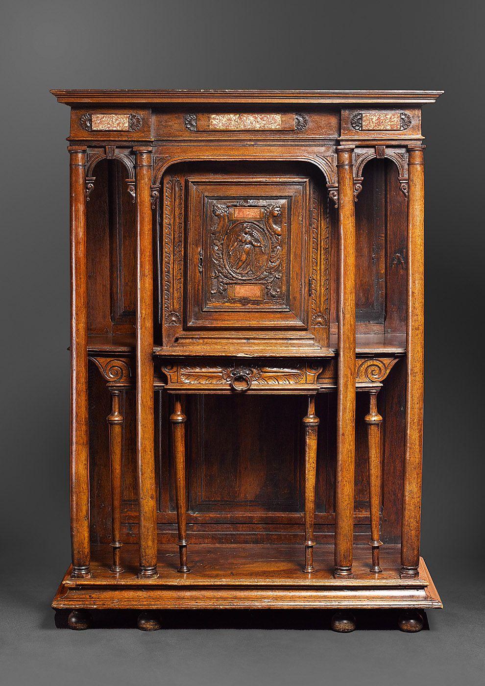Dressoir D Epoque Renaissance D Apres Des Dessins De Jacques  # Muebles Renacentistas