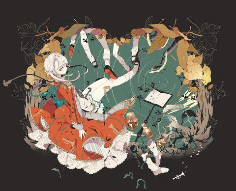蛇が来る しきみ のイラスト pixiv イラスト アートのアイデア インスピレーションあふれるアート