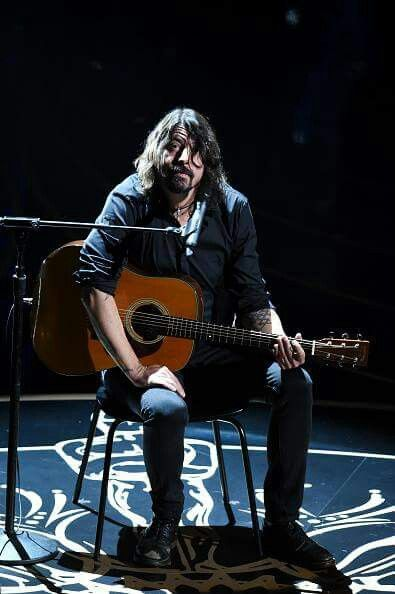 Dave Grohl Oscars 2016 Dave Grohl Foo Fighters There Goes My