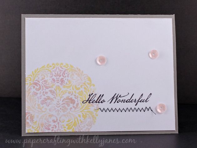Posts About Stamping On Papercrafting With Kelly Janes Paper Crafts Cards Ctmh