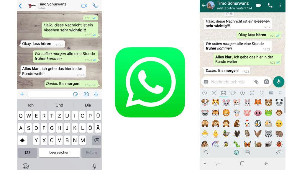Whatsapp Alle Tipps Tricks Und Funktionen Whatsapp Tipps Whatsapp Tricks Computer Bild