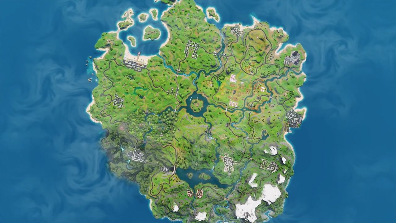Everything To Know About Fortnite Chapter 2 New Map Battle Pass
