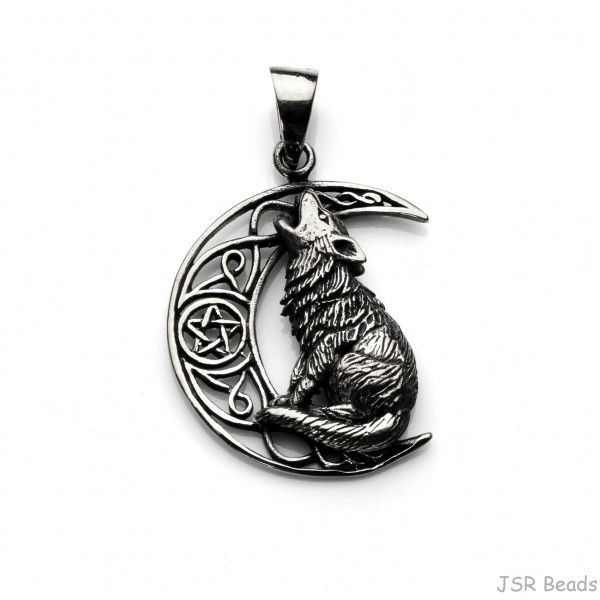Image result for wolf pendant pendants and jewelry pinterest image result for wolf pendant mozeypictures Choice Image