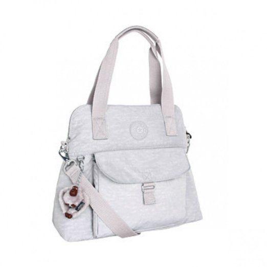 3c526a5fd6 Amazon.com: Kipling Pahneiro, gentle grey $84 | Diaper Bags ...