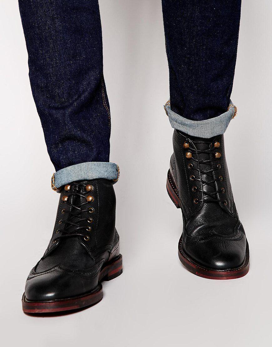 Mens Harland Boots Hudson 3aB8bgU
