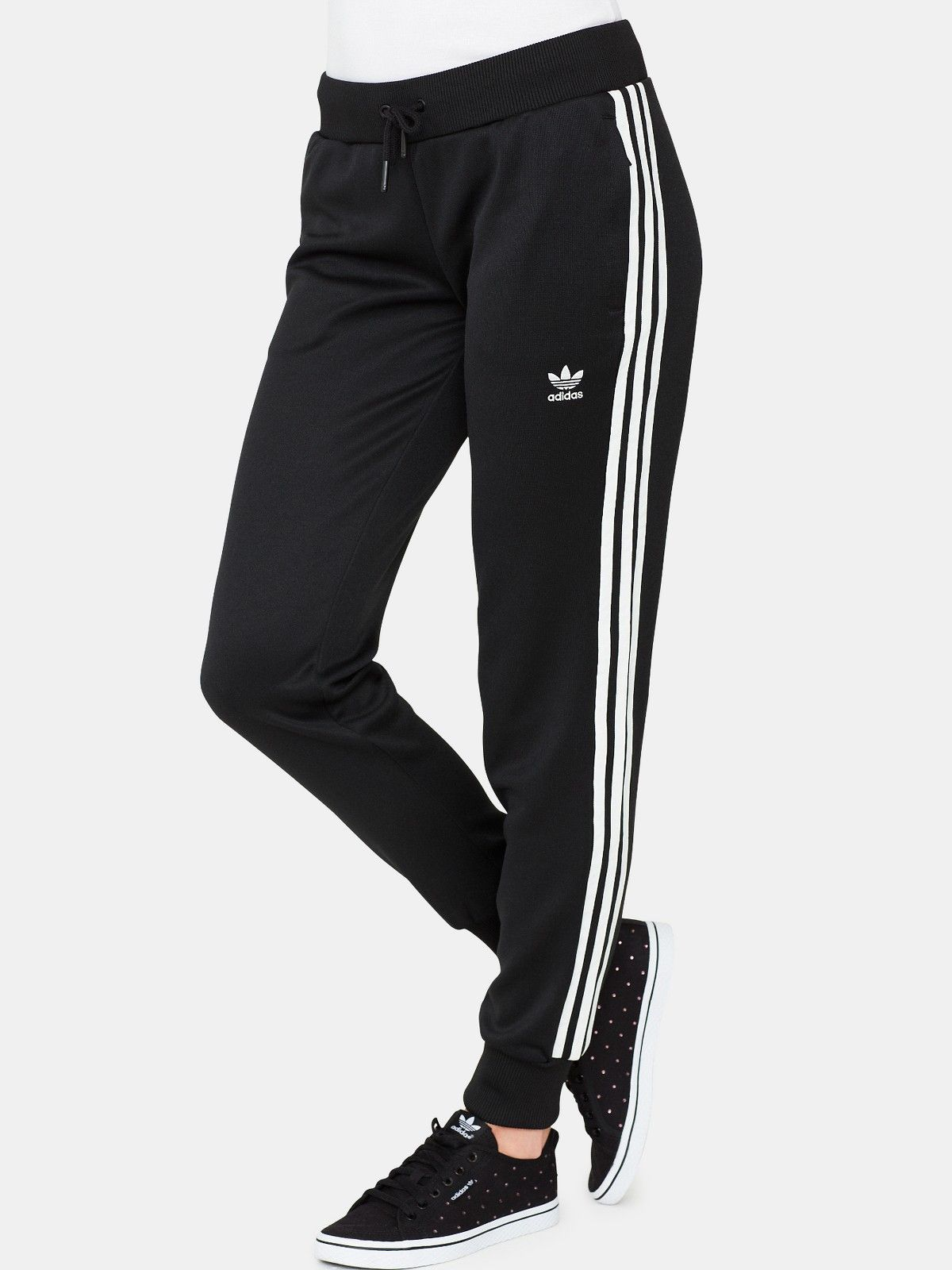 aec5380938ef adidas Originals Flock Cuffed Pants Very.co.uk
