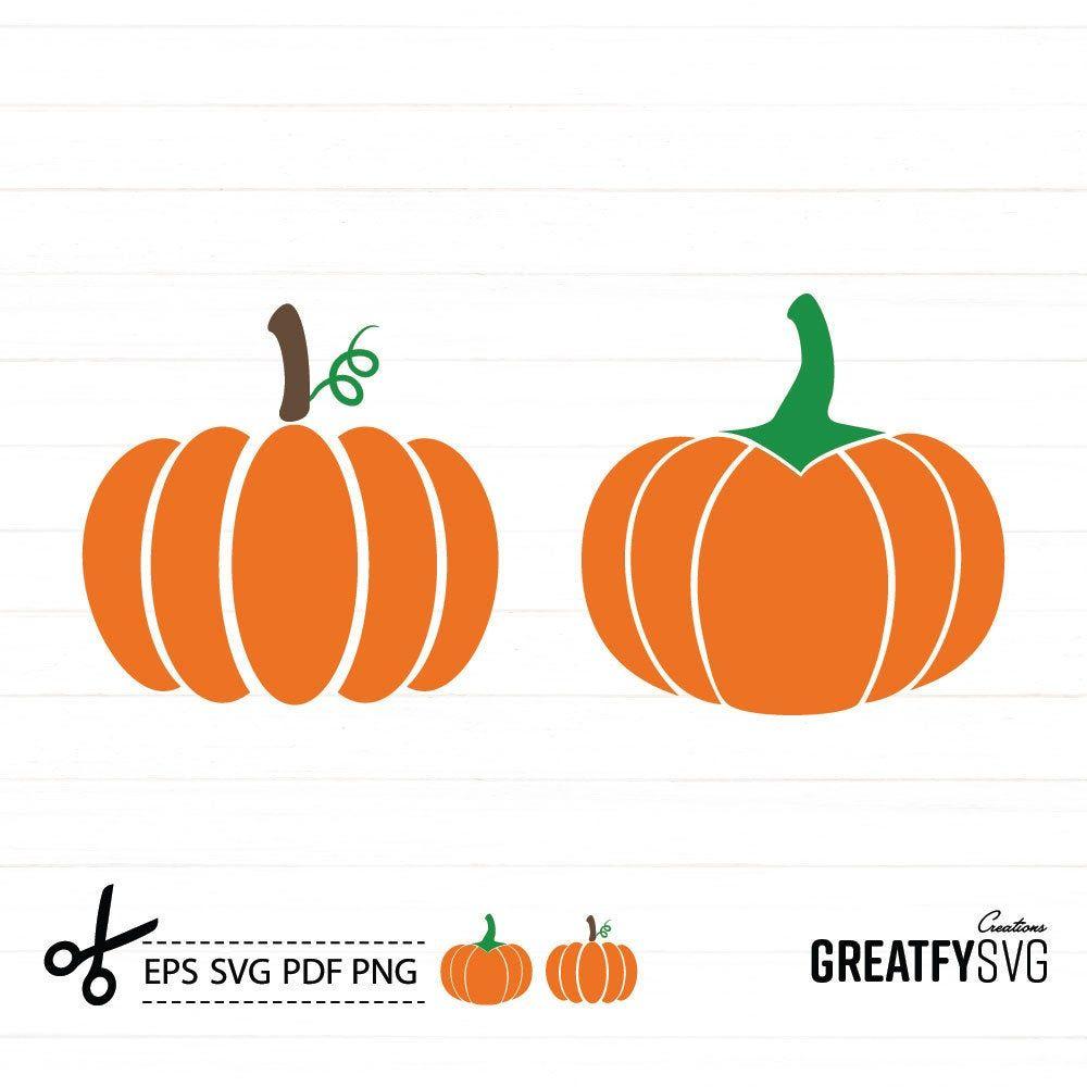 Pumpkin Design. Pumpkin Svg. Vegetable Design. Halloween
