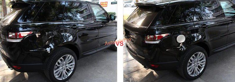 Abs Plastic Side Door Oil Fuel Gas Tank Cap Cover Trim For Land Rover Range Rover Sport 2014 2016 Affiliat Range Rover Sport 2014 Range Rover Sport Land Rover