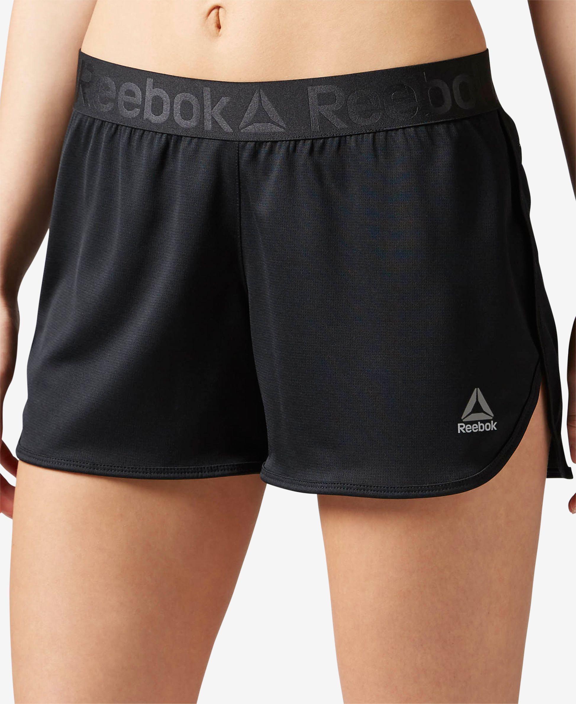 Reebok Workout Ready Woven Speedwick Shorts   Womens shorts