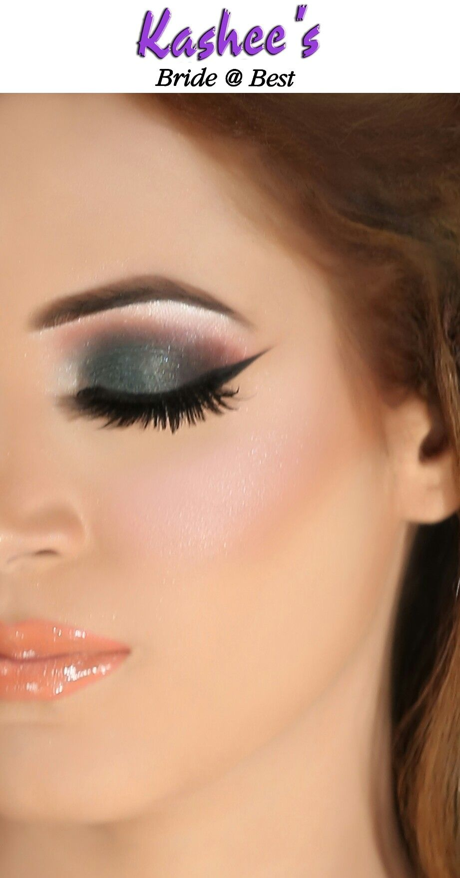 kashee's beauty parlour Dark eye makeup, Eye makeup, Makeup