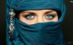 Arab Women in Hijab HD Wallpaper 22