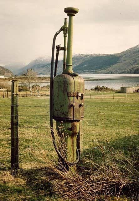 Resultado de imagen para old pump