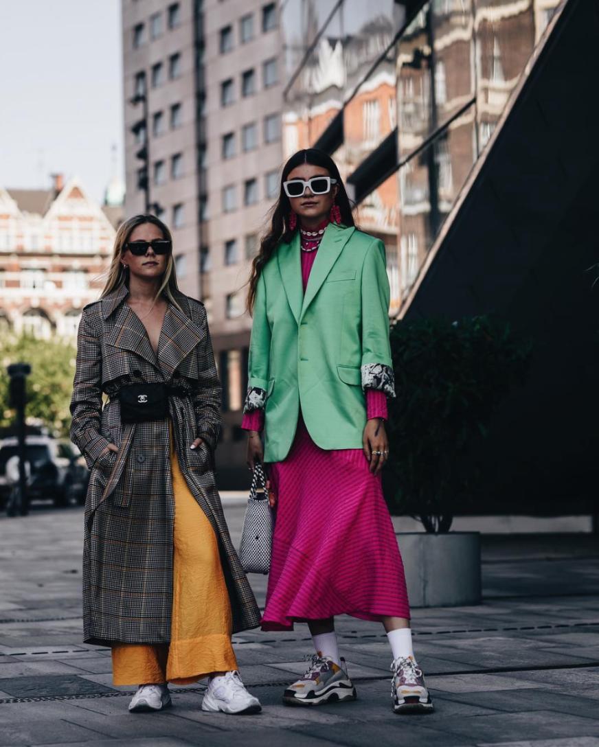 Street Style Vibes From Scandinavian Fashion Weeks   Sneaker ...