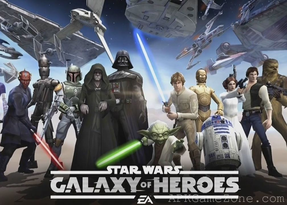 Star Wars Galaxy Of Heroes : God Mod : Download APK | Best MODs