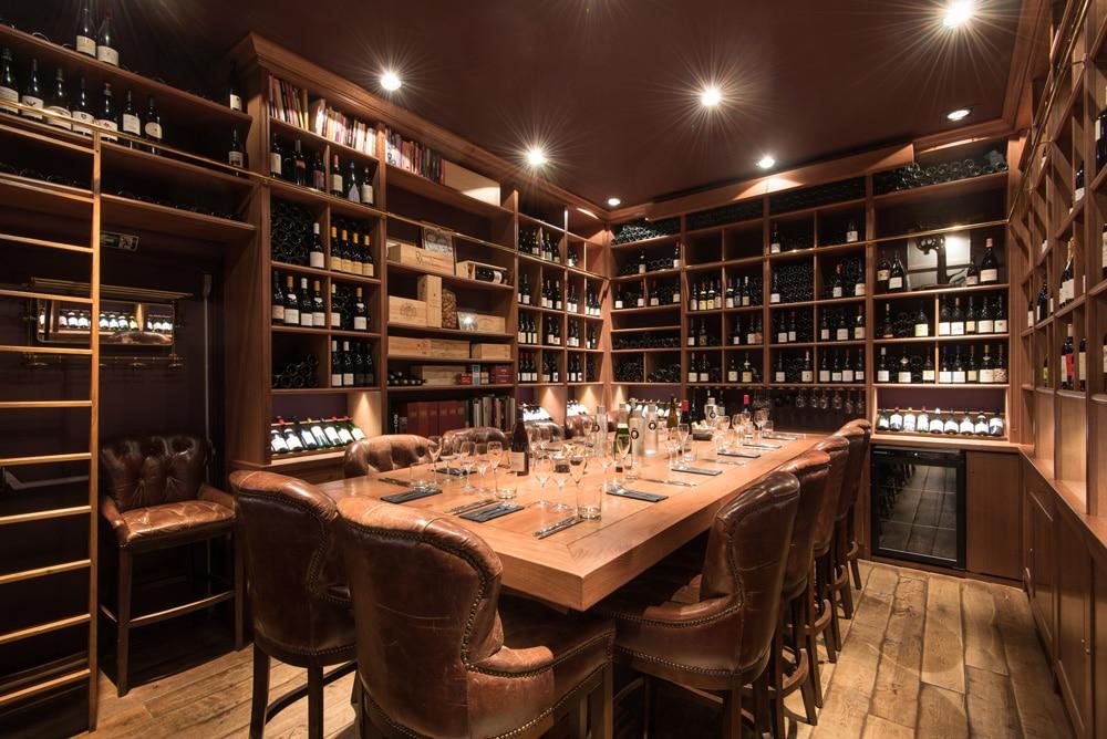 Salons Privatisables Degustation De Vins O Chateau Paris