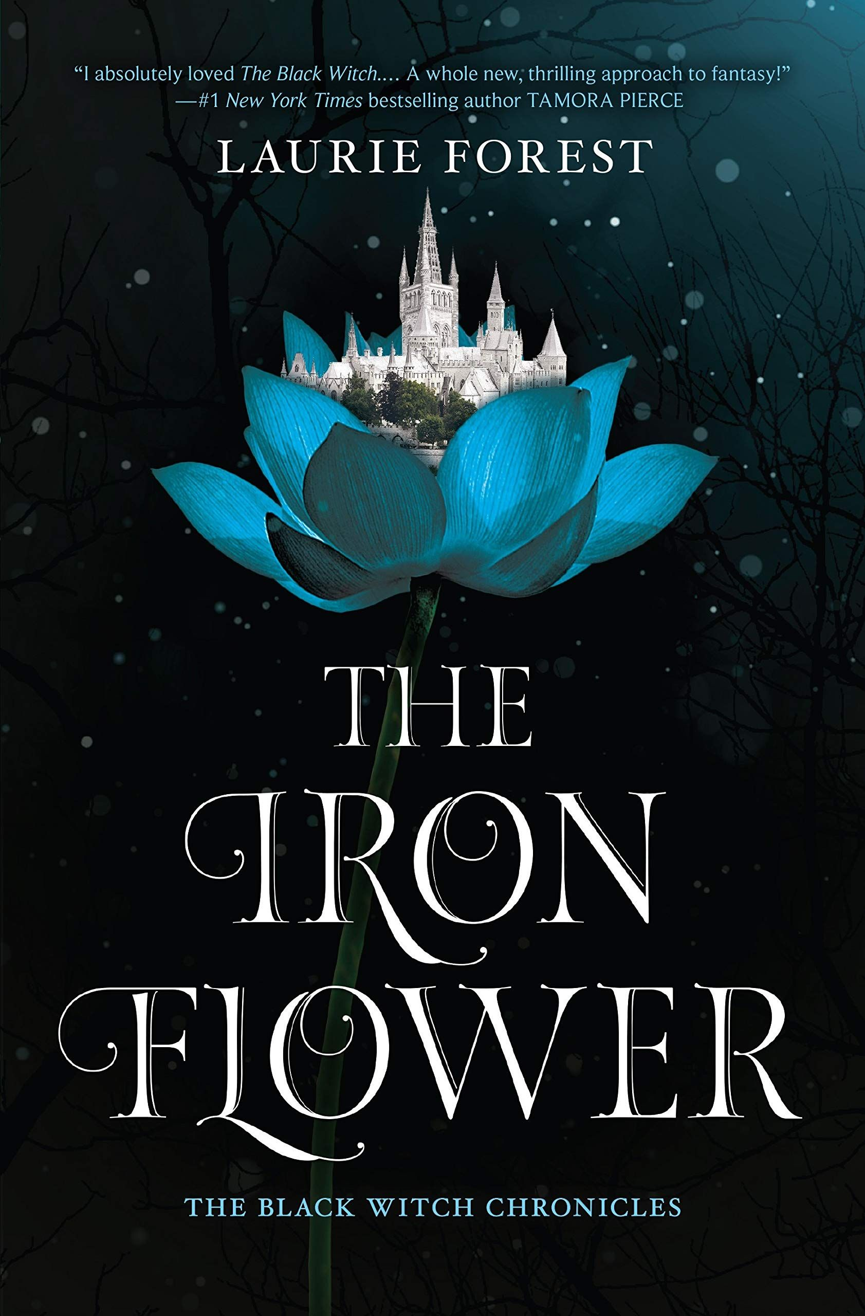 Pdf The Iron Flower The Black Witch Chronicles 2 By Laurie