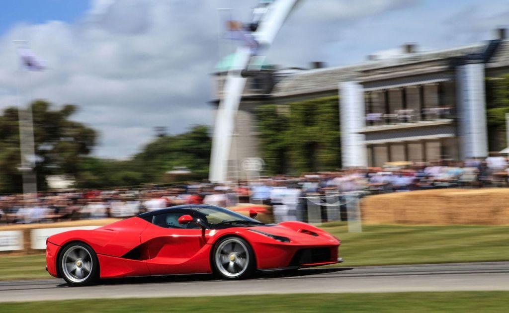 #Goodwood Festival of Speed 2014 – Las mejores fotos y videos #autos #ferrari #coxhes
